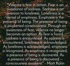 Matt Kahn, Consciousness Quotes, Human Behavior, Loneliness, Denial, Awakening, Affirmations, Meditation, Spirituality
