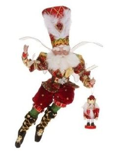 Mark Roberts Holiday Fairy Collection