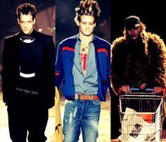 Fashion is Weird.