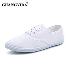 New 2016 women canvas shoes breathable fashion brand women flat shoes woman size 35-42