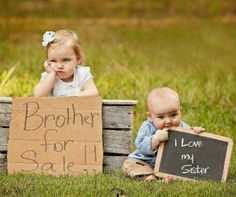 Brother for sale!
