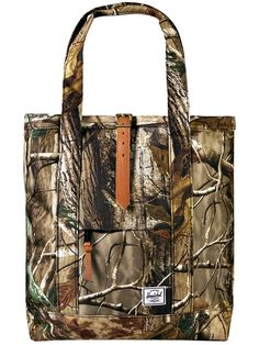 Herschel Accessories: MARKET REAL TREE PRINT - Xile Clothing