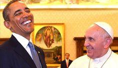Entre dos orillas. De Barack Obama al Papa Francisco