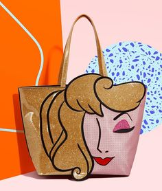 Sleeping Beauty Tote