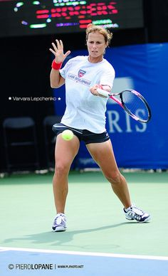 Varvara Lepchenko @ Rogers Cup 2012 © Piero Lopane