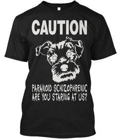 Dog Caution Black T-Shirt Front https://teespring.com/dog-caution-5329#pid=2&cid=2397&sid=front #dog #paw #dogcaution #Puppy #dogtee #pet #petstshirt #tshirt #dogtshirt #mydogtee