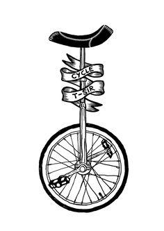 Monocycle design | Oscar Postigo