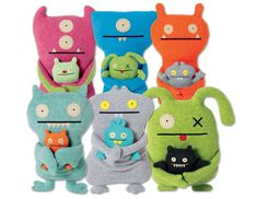 Uglydoll - Official Online Store - Babo & Babo's Bird NEW!
