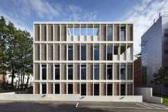 DUGGEN MORRIS ARCHITECTS - New Learning Centre, South London