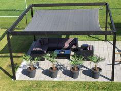 Outdoor Spaces, Outdoor Living, Outdoor Decor, Back Gardens, Outdoor Gardens, Patio Design, Garden Design, Backyard House, Back Patio