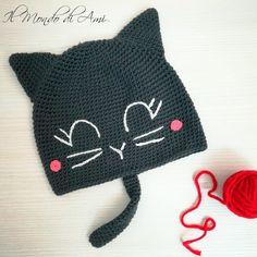 Mesmerizing Crochet an Amigurumi Rabbit Ideas. Lovely Crochet an Amigurumi Rabbit Ideas. Crochet Mouse, Crochet Baby, Crochet Hooks, Crochet Designs, Crochet Patterns, Crochet Character Hats, Crochet Animal Hats, Crochet Winter Hats, Crochet Beanie Pattern
