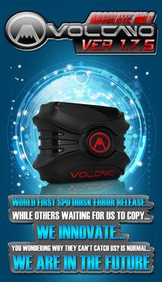 VolcanoBox V1.7.5 World's 1st & Most Awaiting Solution SKing U Disk Repair Added FREE