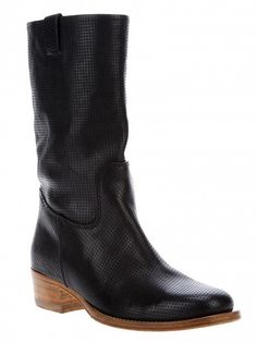 BUTTERO Mid-calf Boot by BUTTERO