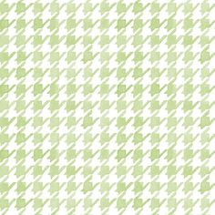 Houndstooth - Sage fabric by pattysloniger on Spoonflower - custom fabric