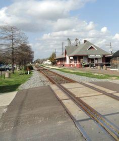 Ponchatoula - Depot - Louisiana
