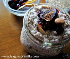 Autumn Quinoa Breakfast Porridge