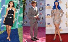初々しい? レッドカーペット常連セレブの歴代デビュールック【MTVムービー&TVアワード編】 Peplum Dress, Bodycon Dress, Mtv, Red Carpet, Dresses, Fashion, Vestidos, Moda, Body Con