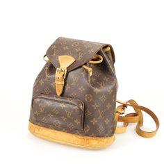 Glück & Glanz - Vintage Louis Vuitton & MCM - 100% Original I  Louis Vuitton Montsouris MM