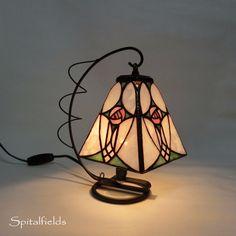 ばらのランプI(白) 照明(ライト)・ランプ Spitalfields ハンドメイド通販・販売のCreema