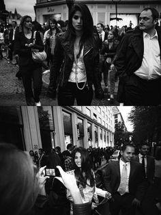 Anne Curtis / Rogue Magazine - October 2011 (Paris, by Mark Nicdao) Anne Curtis Smith, Lovi Poe, Liz Uy, Kc Concepcion, Georgina Wilson, Rogue Magazine, David Hair, Megan Young, Filipino Fashion