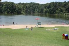 Cedar Lake in Carbondale, IL is less than an hour from Cape Girardeau, MO. This lake is very kid friendly, and you can swim at their beach. Enjoy a day at the beach and gaze upon the amazing treeline surrounding the beautiful lake. For more information go to explorecarbondale.com