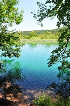 Road-trip en Croatie: Les lacs de Plitvice