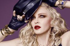 Madonna - unapologetic Rebel Heart