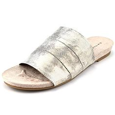 Chinese Laundry Womens Famous Metallic S Dress Sandal Beige 9 M US >>> Check this awesome product by going to the link at the image.