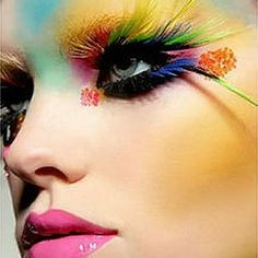 Sexy ladies makeup is magic #makeup www.loveitsomuch.com