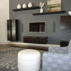 Brown living room color schemes blue brown gray color scheme interior design decor 2 brown and . Grey Interior Paint, Interior Color Schemes, Living Room Color Schemes, Home Interior, Modern Interior Design, Gray Paint, Farmhouse Interior, Colour Schemes, Interior Painting