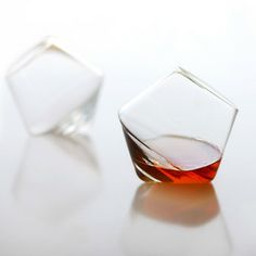 Cupa Whiskey Tumbler 2 Pack now featured on Fab. These are kind of cool. (Can I drink kool-aid out of them??)