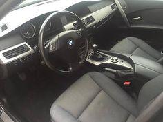 BMW 525d Touring NAVI KLIMAAUT. TEMP. als Kombi in Frankfurt