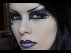 witch makeup - Google Search