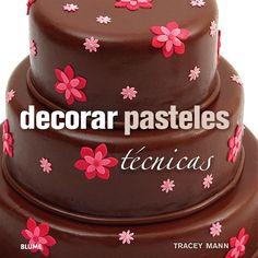 Decorar pasteles. Técnicas