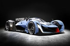 Hyundai N 2025 Vision Gran Turismo at Frankfurt 2015 by CAR Magazine