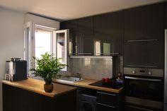 Rénovation d'un appartement à Marseille - ACVV ARCHITECTURE - cuisine.