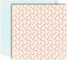 GCD Studios - Oh Happy Day Collection - 12 x 12 Double Sided Paper - Mariah at Scrapbook.com $0.81