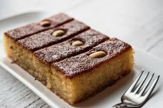 Ravanija  sočan kolač sa grizom