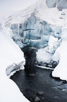 Icecave in Kverkfjöll