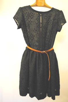 the little black dress Fall A/W 201213 by LuxeDesAnges on Etsy, $129.00