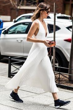 See some of our favorite street styles from New York Fashion Week >>> Click image to read more details.
