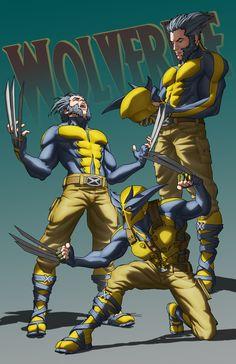 Wolverine, Orr Malus on ArtStation at https://www.artstation.com/artwork/kOwV0