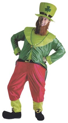 Men's Fancy Dress Costumes- From Superhero, Pirate, historical, decades and beyond. Our Fancy Dress range includes laugh-out-loud funny costumes sure to get a rise, and best of all our Men's Costumes are at very cheap prices. St Patrick's Day Costumes, Monkey Costumes, Sailor Costumes, Horse Costumes, Funny Costumes, Adult Costumes, Soldier Costume, Elf Costume, Costume Dress
