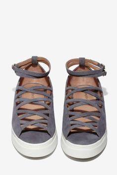 ee875f9c58445 Adidas ZX Flux Winter. Glenn Wang · Sneakers · Jeffrey Campbell Aisha Suede  Lattice Shoe
