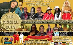 Apr 6, 2013 | Sandra Bashment Boutique presents the 7th Annual Community Appreciation Award Show/Dance | @JCA_Ontario | 647.818.7005
