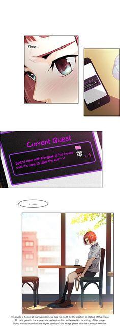 Webtoons to learn korean