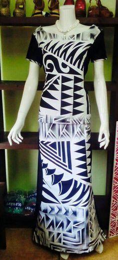 best puletasi in samoa Island Wear, Island Outfit, Samoan Dress, Island Style Clothing, Tapas, Polynesian Designs, Different Dresses, Pattern Fashion, Dress Patterns