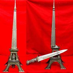 Torre Eiffel Adaga