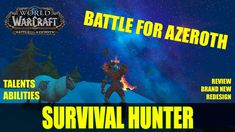 best dating a hunter in wow bfa survival