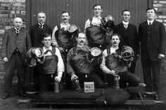 Pennyvennie Colliery, Dalmellington, Ayrshire Coal Miners, Time Pictures, Old Images, Celtic, Scotland, People, Life, People Illustration, Folk